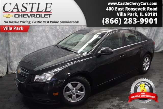 pre owned 2013 chevrolet cruze 1lt 4dr car in villa park. Black Bedroom Furniture Sets. Home Design Ideas